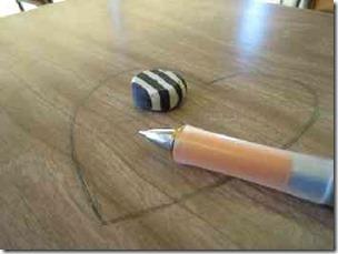 消しゴムとシャープペン