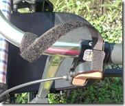 テイコブリトルHS05 歩行車 ハンドルマジックテープ