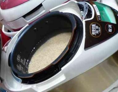 玄米炊飯器