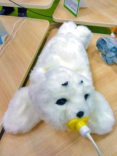 介護ロボットパオ