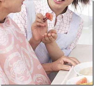 食事の介護