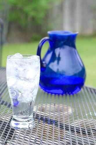 水と水ポット