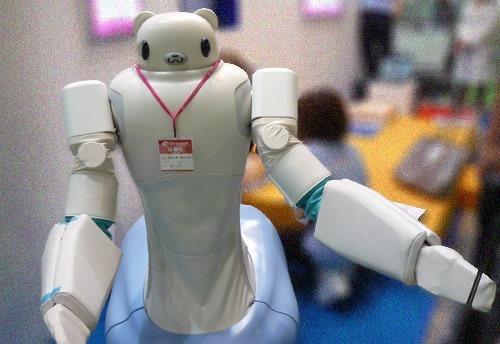 人体移動ロボ
