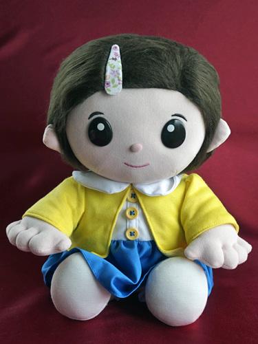 しゃべる人形 おりこうのんちゃん