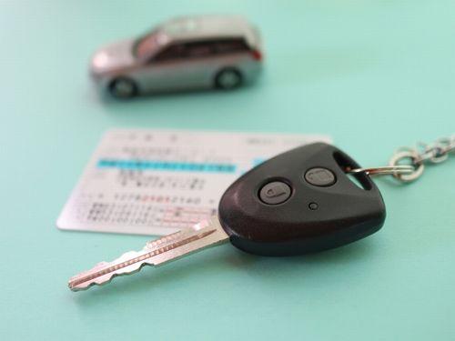 一般ドライバーの運転免許証