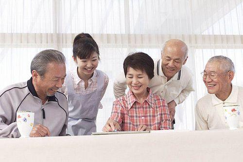 高齢者施設の3密