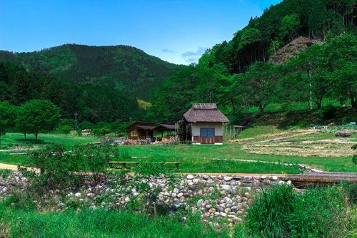 田舎の家(イメージ)